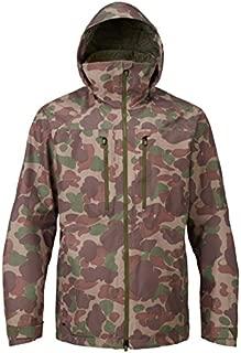 Burton Men's [ak] 2L Gore‑TEX Swash Jacket- Kodiak Camo, Men's Medium