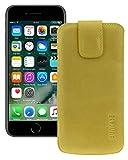 Suncase Etui Tasche kompatibel mit Apple iPhone SE 2 (2020)