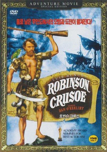 Robinson Crusoe (1954) Alle Region