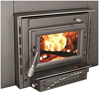 zero clearance pellet fireplace