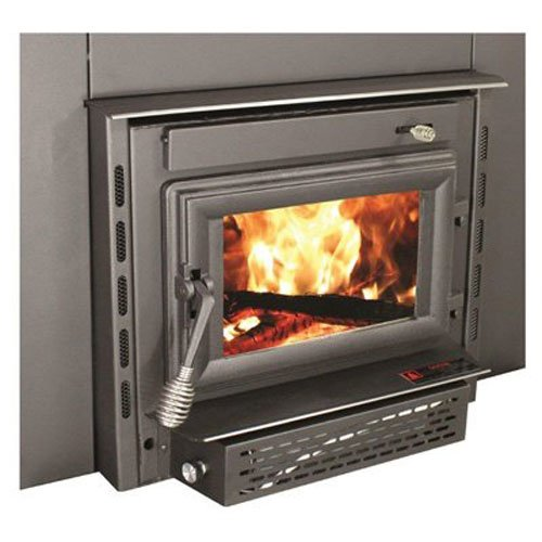 Wood Burning Fireplace Inserts Amazon Com