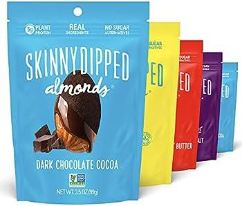 5-Pack SkinnyDipped Fan Favorites Gluten Free Almond Variety Pack