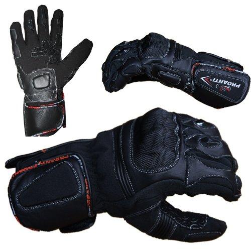 Preisvergleich Produktbild Winter Motorradhandschuhe Winter Racing Motorrad Handschuhe PROANTI Größen S-XXL