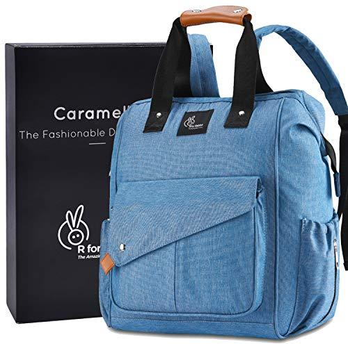 R For Rabbit Caramello Delight Diaper Bag