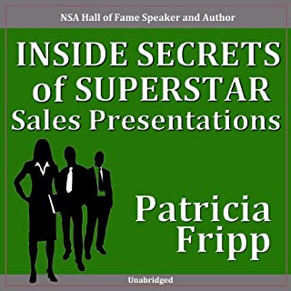 Inside Secrets of Superstar Sales Presentations Titelbild