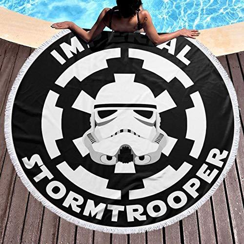 S-tar W-ar Storm Trooper - Toalla de baño, toalla de playa, toalla de playa de microfibra para viajes, piscina al aire libre, deportes spa