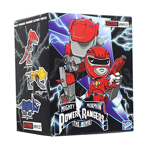 Power Rangers The Loyal Subjects Mighty Morphin Blind Box Vinyl Figures   Contains 1 Fully Posable Random Movie Figure   Wave 2