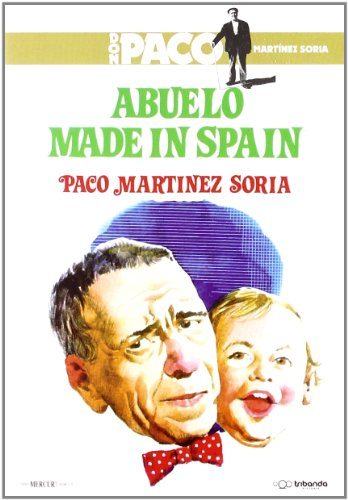 Abuelo Made In Spain [DVD]
