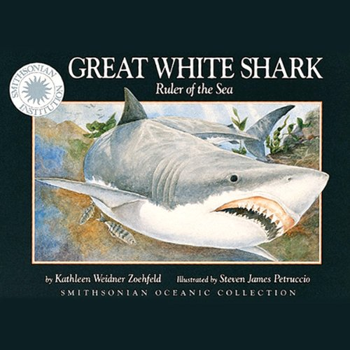 Great White Shark (Read, Listen, Learn) cover art