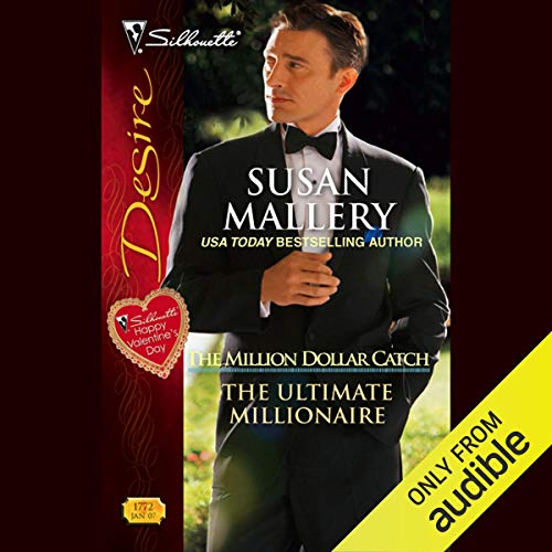 The Ultimate Millionaire audiobook cover art
