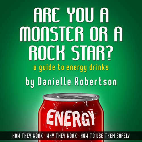 Are You a Monster or a Rock Star? audiobook cover art