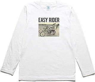 長袖 Tシャツ ロングスリーブ 音楽 バンド イージーライダー 651