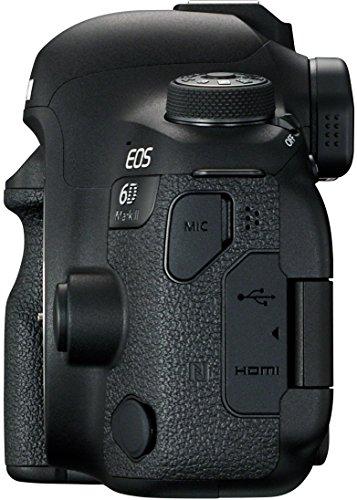 Canon Europa EOS 6D Mark II Body Fotocamera