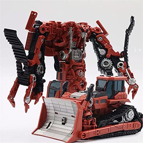 "YUIOPA Transformer Toys, Studio Serie 37 Rampage Voyager Class Revenge of The Fallen KO. Devastator Action Figures - 7"""