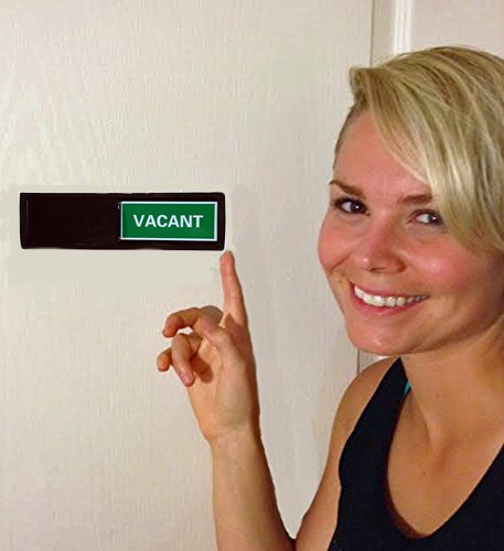 Privacy Sign (Do Not Disturb Sign, Restroom Sign, Office Sign, Conference Sign, Vacant Sign, Occupied Sign) - Tells Whether Room in Vacant or Occupied Photo #9