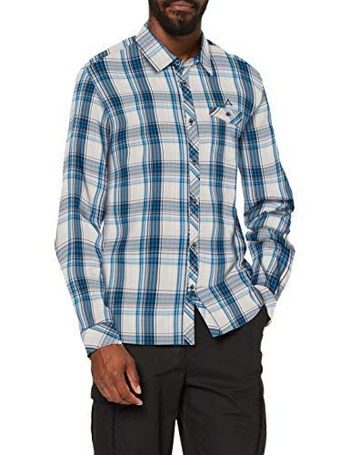 Schöffel Shirt Antwerpen Chemise Homme, Navy Blazer, FR : M (Taille Fabricant : 48)