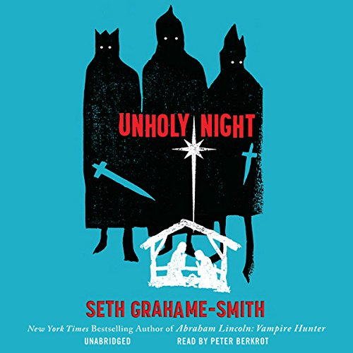 Unholy Night cover art