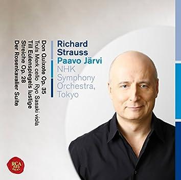 Richard Strauss: Don Quixote - Till Eulenspiegels lustige Streiche - Der Rosenkavalier Suite