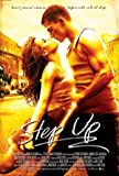 Step UP - Channing Tatum – Movie Wall Poster Print – A4