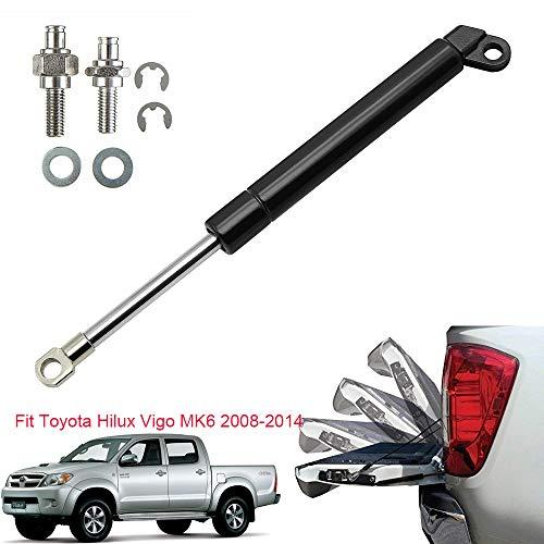 unknow , Für Toyota Hilux Vigo MK6 2008-2014 1 STÜCK Heckklappe Heckklappe Heckkoffer Kofferraum Gasdruckfedern Unterstützung Federstoßdämpfer