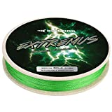 KastKing Extremus Braided Fishing Line,Grass Green,150Yds,30LB
