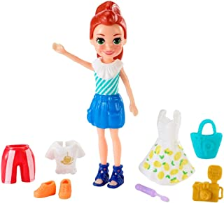 Polly Pocket GDM01 Small Fashion Pack, Multi-Colour