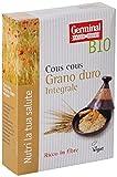 Germinal Bio Cous Cous - Grano duro integral – 3 unidades de 500 g [1500 g]