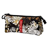 KARACTERMANIA Dragon Ball Vintage-Estuche Portatodo Triple HS, Multicolor