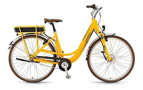 Bicicleta eléctrica Winora X175.C de 26 pulgadas, con freno de contrapedal de...