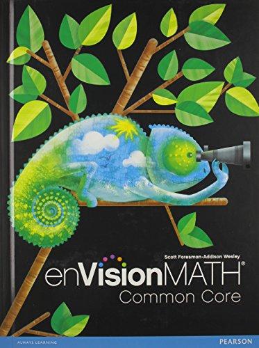 Envision Math Common Core Grade 4