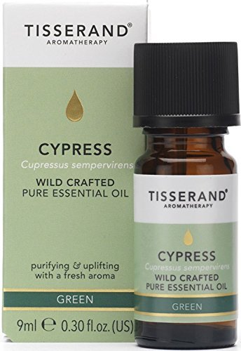 Tisserand - Huile essentielle artisanale de cyprès sauvage - 9 ml