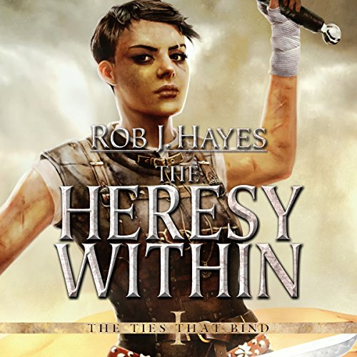 The Heresy Within audiobook cover art