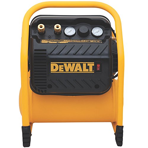 DEWALT Air Compressor for Trim, 200-PSI Max, Quiet Operation...