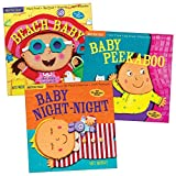 Workman Publishing Indestructibles Baby Books - Set of 3