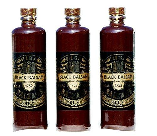 Riga Balsam Black 3 X 0,50 Liter