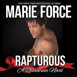 Rapturous audiobook cover art