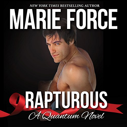 Rapturous audiobook cover art