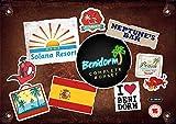 Benidorm Box Set Series 1 - 10 & Specials [Edizione: Regno Unito] [DVD]