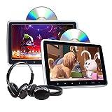 2020 Headrest DVD Player Car DVD Player 10.1 Inch DVD PlayerDual...