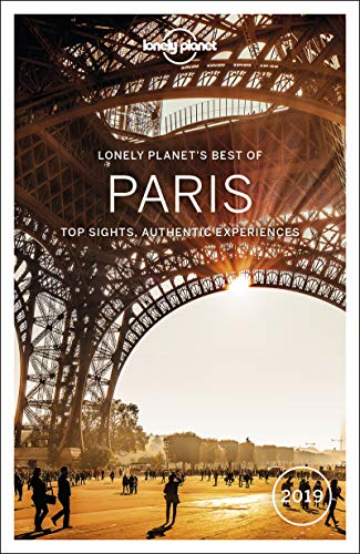 Lonely Planet Best of Paris 2019 (Travel Guide) [Idioma Inglés]