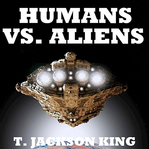 Humans Vs. Aliens  By  cover art