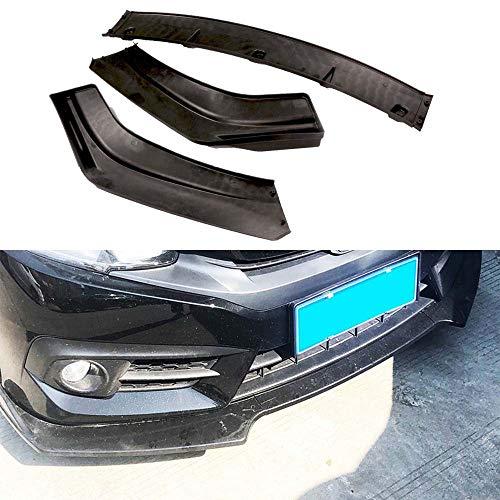Para Ford Fiesta MK7 2008-2013 nueva cubierta en la parte delantera del parachoques Protector polipropylene