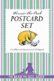 Winnie the Pooh Postcard Set by A. A. Milne (28-Aug-2014) Card Book