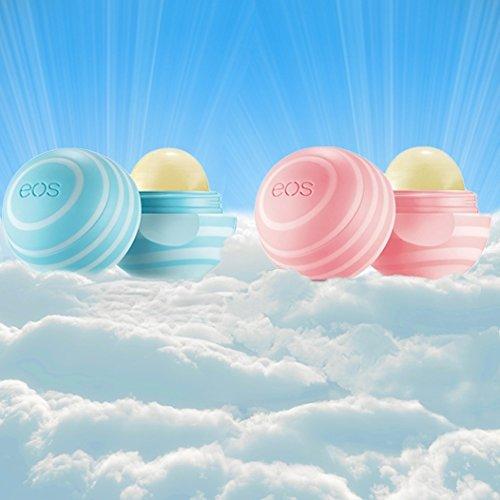 Eos Visibly Soft Lip Balm -Coconut Milk plus Vanilla Mint: Amazon.es: Electrónica