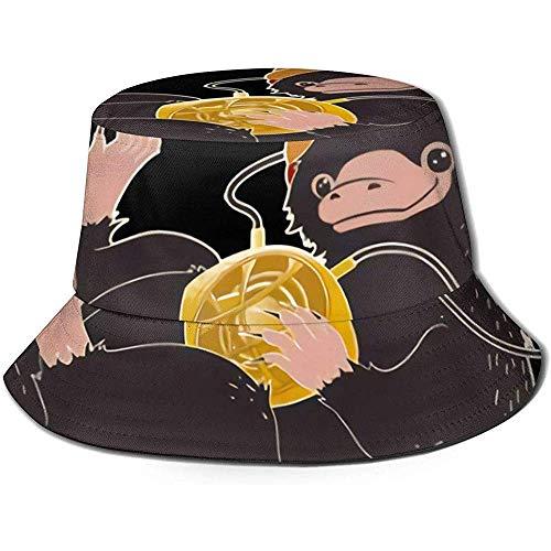 Emonye The Niffler Mens Womens Travelling Fisherman Caps Hat Cap