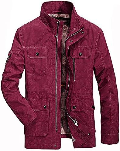 Hommes's Vestes Décontracté avec de Longs Manteaux