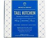 Prince & Spring PremiumGarbagebag140ct 13 Gallon Garbage Bags