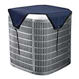 Foozet Air Conditioner Cover for Outside Units, AC Cover for Central Units, Heavy Duty Winter Top, 32 x 32