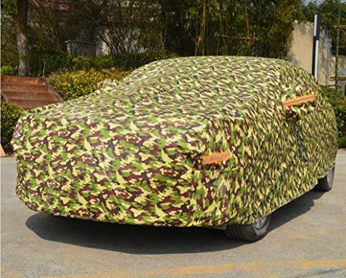 Kuailaidan Car Hood zomer waterdichte zonnecrème, stof, regen en sneeuw vier seizoenen algemene kleding jas Hood (L) 530 * (W) 200 * (H) 150CM C