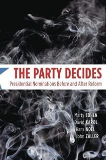 presidential nomination reform